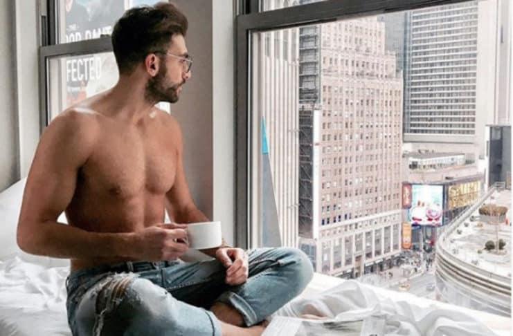 Knickerbocker hotel Nueva York
