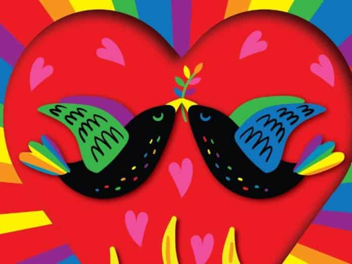 amor+ carteles lgbt guadalajara