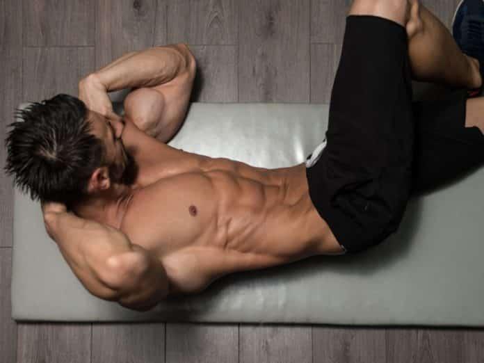 ejercicios abdomen lavadero