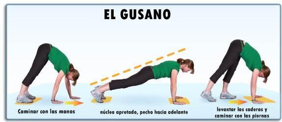ejercicios brazos