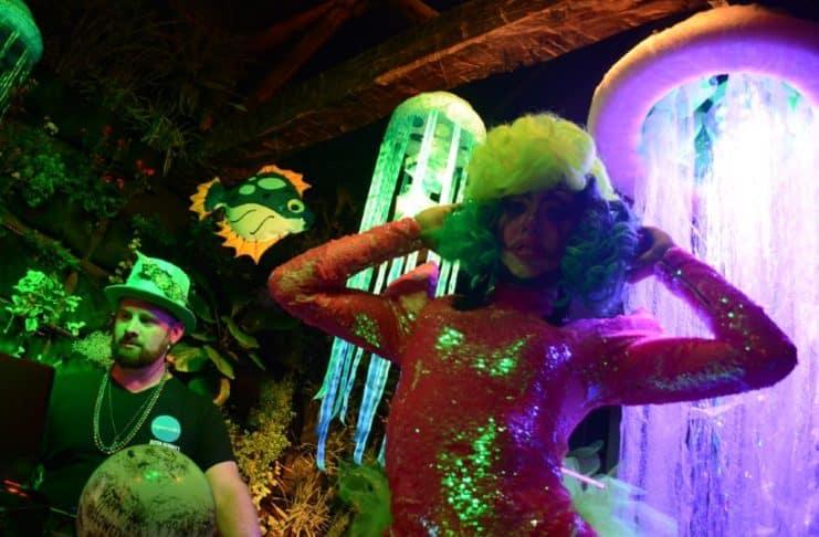 festivales LGBT mundo Theatron Halloweekend 2018