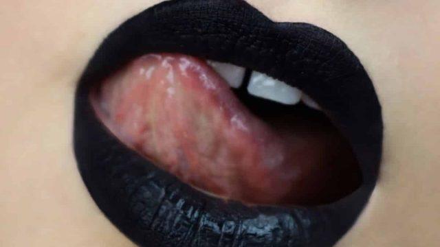 mitos beso negro