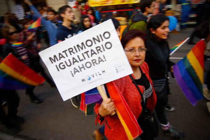 matrimonio igualitario Chile
