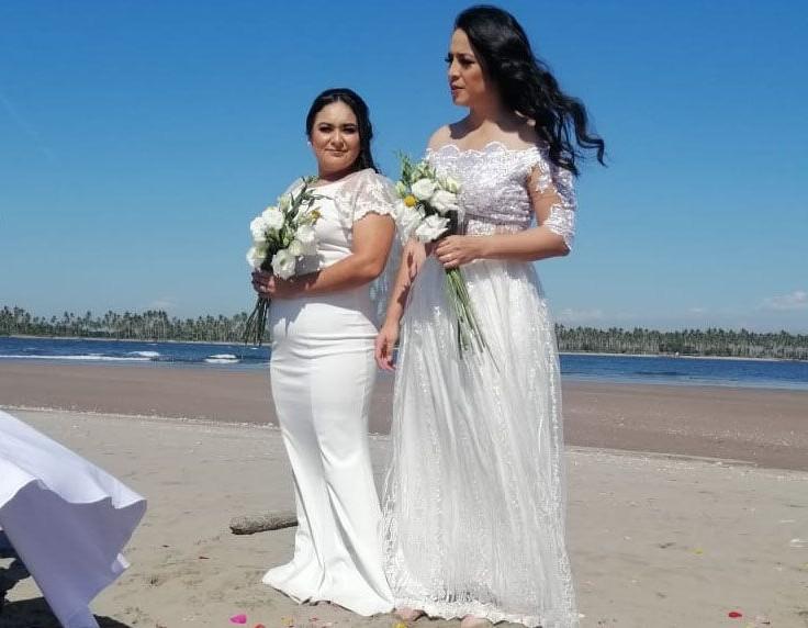 pareja lésbica matrimonio sinaloa