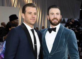 scott hermano gay chris evans portada
