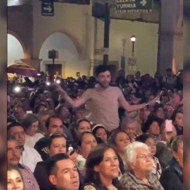 Ana Bárbara concierto gay