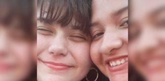 corren lesbianas patio mérida