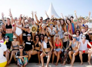 ella festival pool party portada