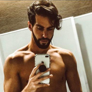 Roberto Carlo nueva foto