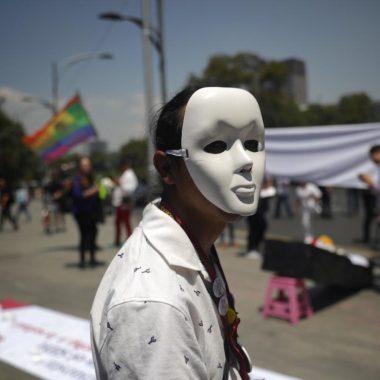 mexicanos VIH Canadá desabasto