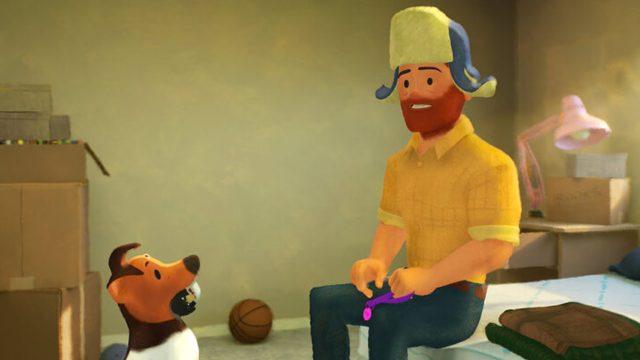 Out Pixar cortometraje gay