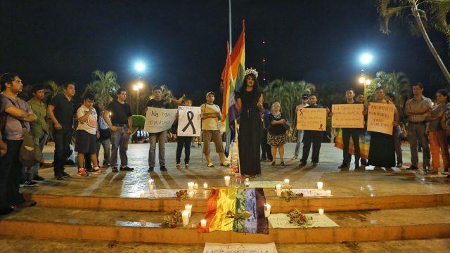 Mes Orgullo violencia LGBTQ+