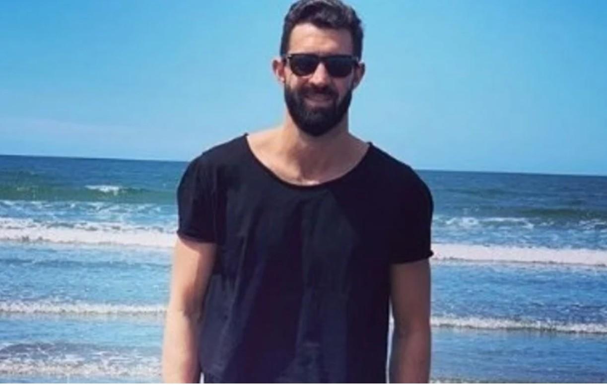 Sebastián Vega basquetbolista gay