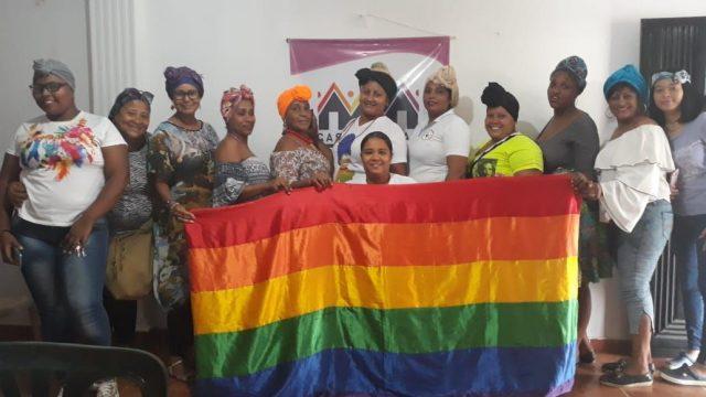 Interseccionalidad afro LGBTQ+