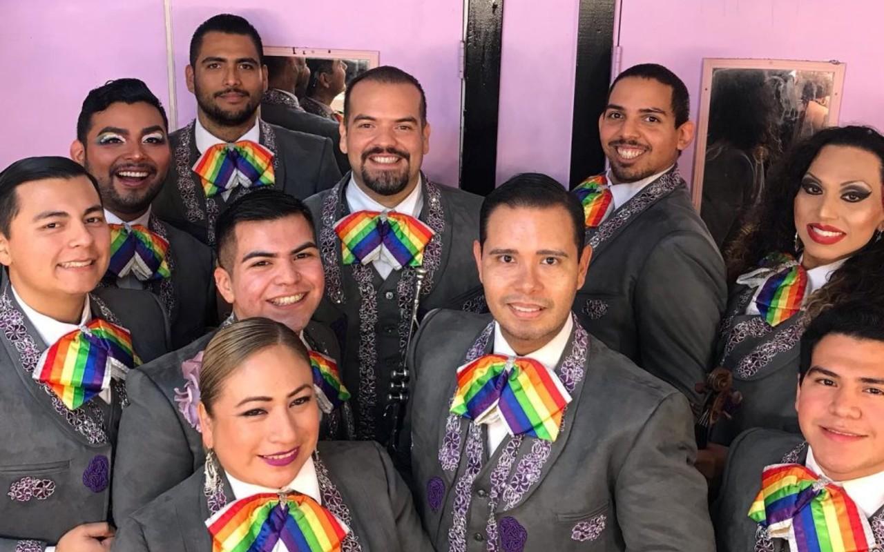Mriachi Arcoíris LGBTQ+