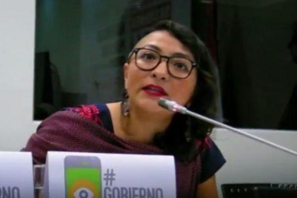 lesbiana indígena Conapred