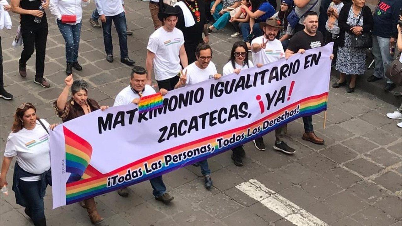 Municipios que tienen matrimonio igualitario en Zacatecas