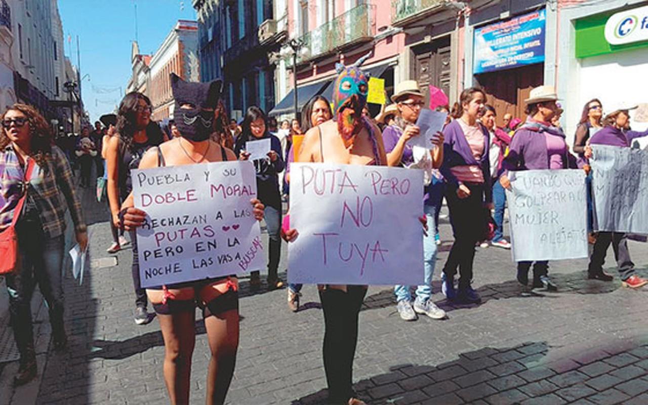 mujeres trans Puebla