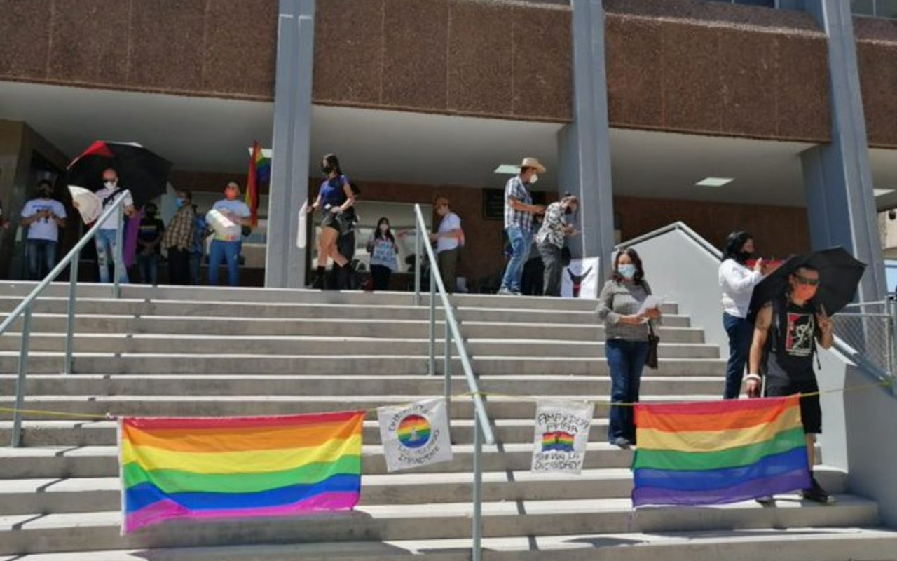 votación matrimonio igualitario Baja California