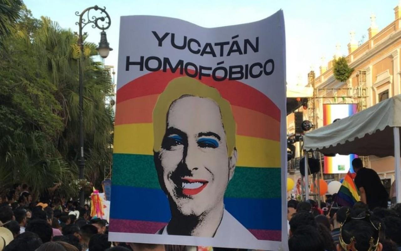 gobernador Yucatán LGBTQ+