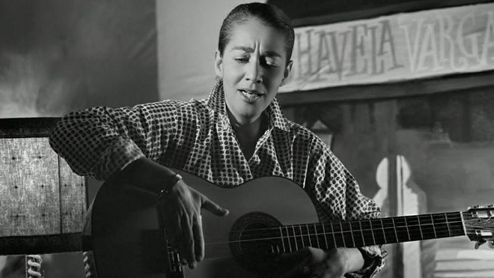 Chavela-cantante