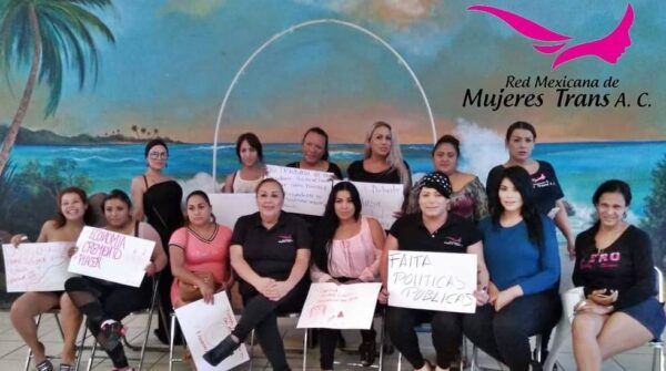 Red Mexicana de mujeres trans denuncia peligro de interrupción al tratamiento hormonal de personas trans en Aguascalientes