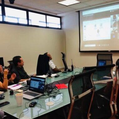 Capación del Conapred y la FGR al personal de la Fiscalía de Jalisco
