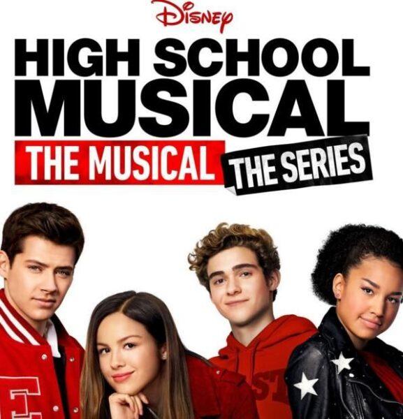 Highschool Musical serie