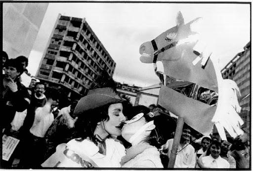 Ella es Yolanda Andrade, fotógrafa mexicana de la diversidad sexual -  Homosensual