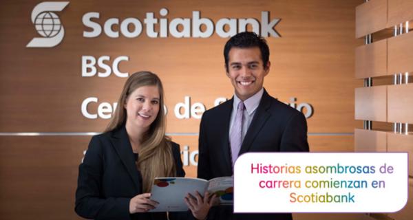 encuentra trabajo en empresas incluyentes como Scotiabank