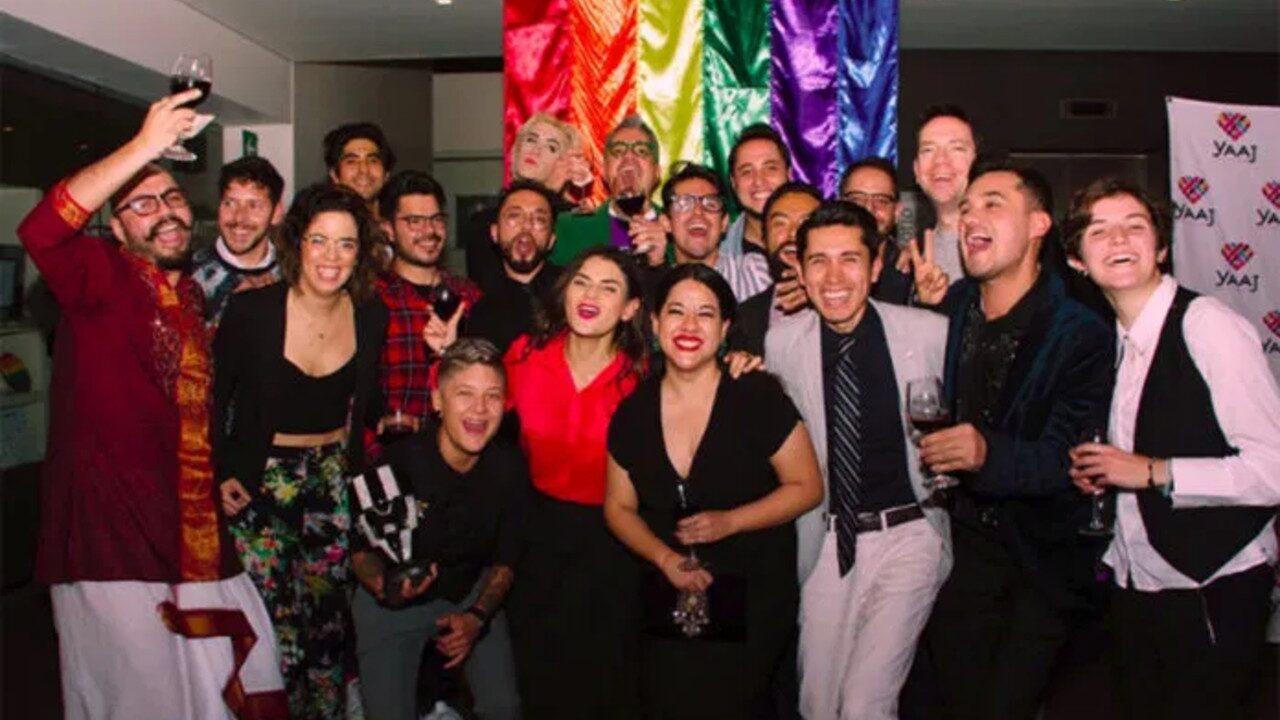 Grupos de apoyo para la comunidad LGBT