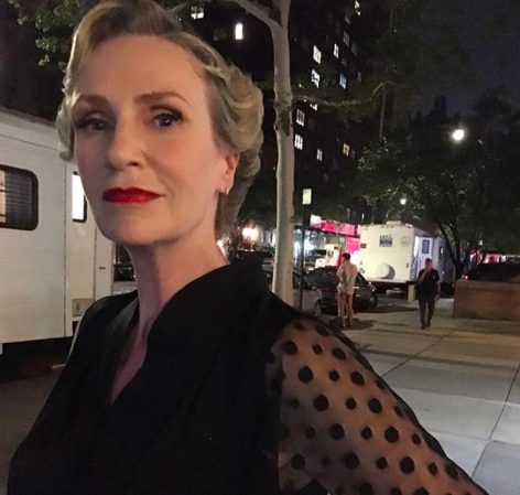 Jane Lynch actrices de Glee