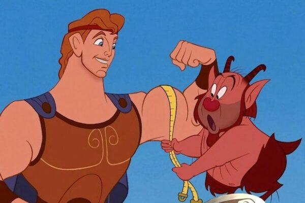 Hercules nos regaló muchos momentos Disney que nos hicieron saber que éramos gay.