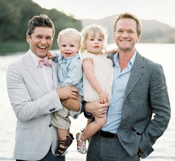 Familia Neil Patrick Harris