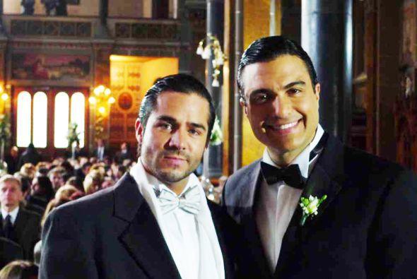 Los exitosos Pérez, una de las telenovelas mexicanas con personajes gay.