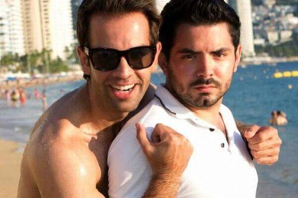 Qué pobres tan ricos, una de las telenovelas mexicanas con personajes gay.