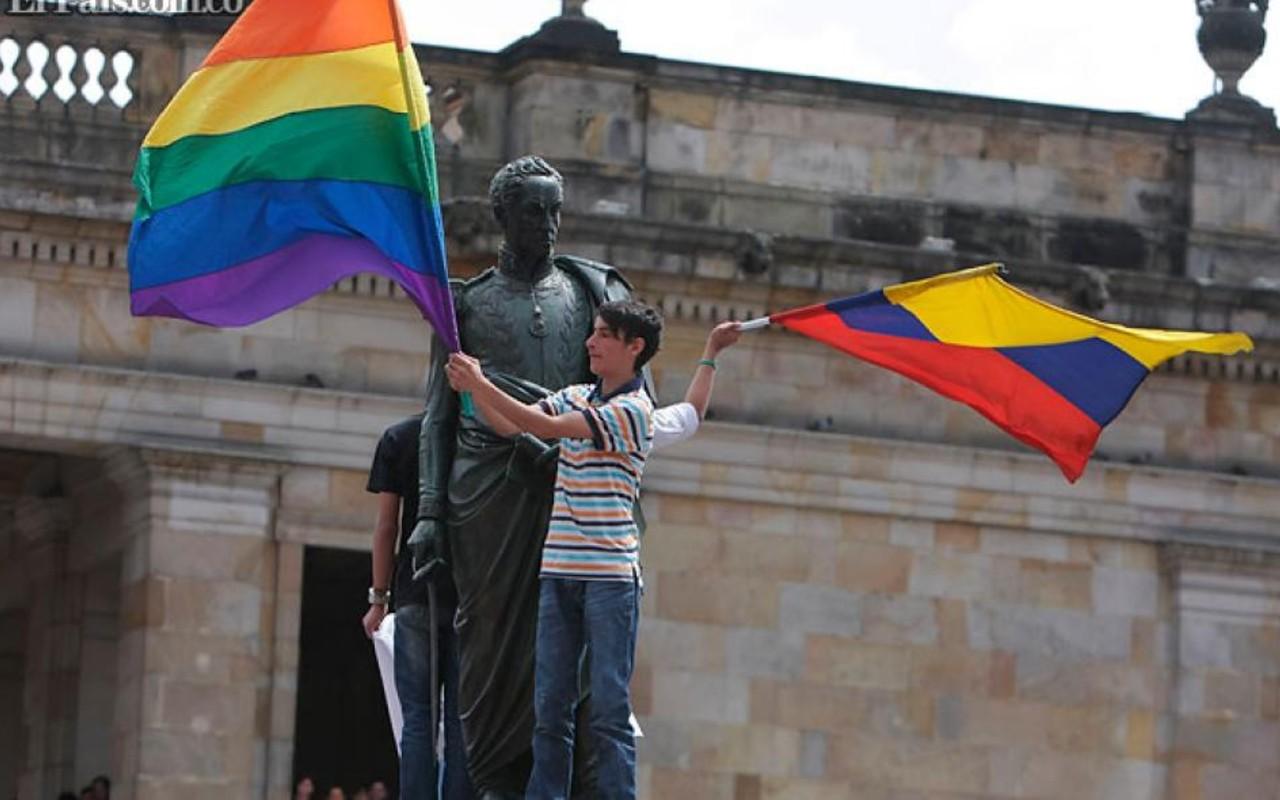 personas LGBT+ de Colombia