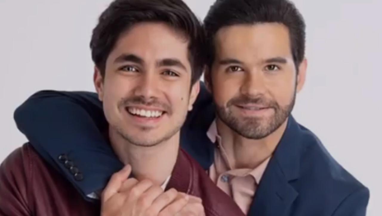 Eleazar Gómez tendrá una pareja gay en una nueva telenovela.