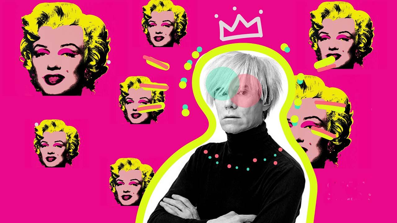 Muchas obras de Andy Warhol podrían ser consideradas gay.