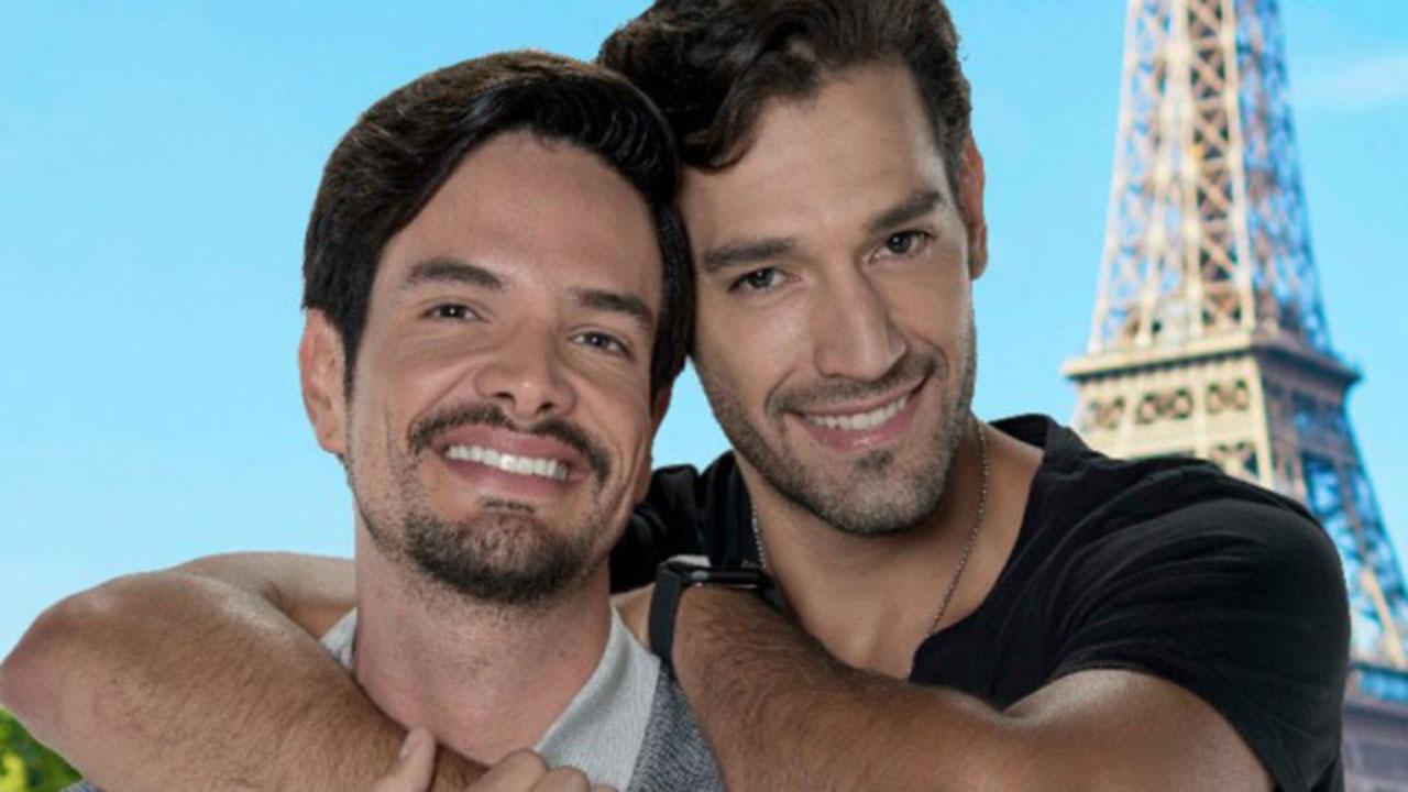 Papá a toda madre, una de las telenovelas mexicanas con personajes gay.