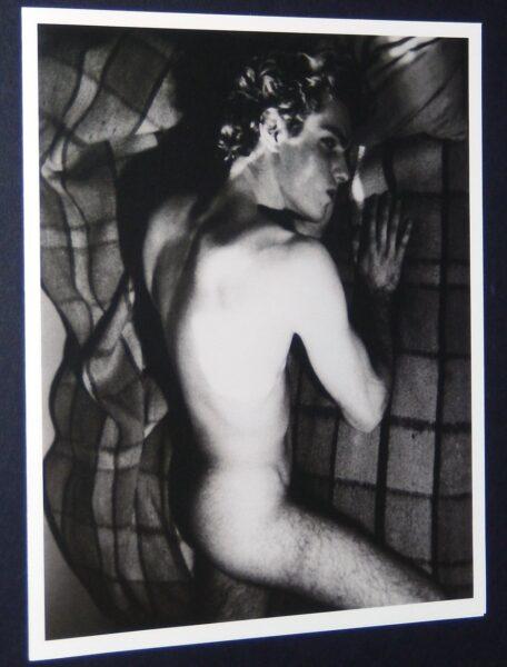 Algunas fotografías de Andy Warhol podrían ser considerados gay.