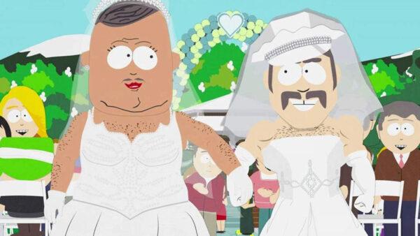 South Park nos regaló una de nuestras bodas LGBT+ favoritas de las series.