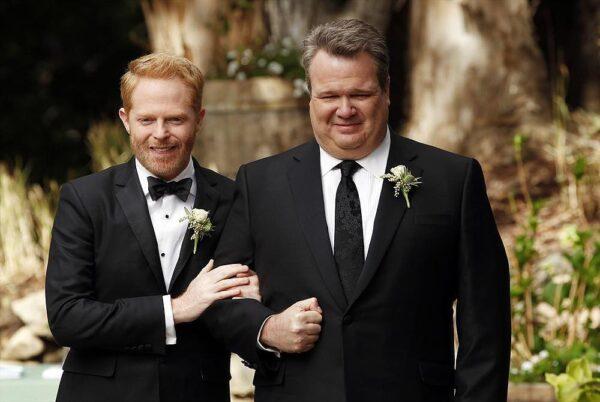 Modern Family nos regaló una de nuestras bodas LGBT+ favoritas de las series.