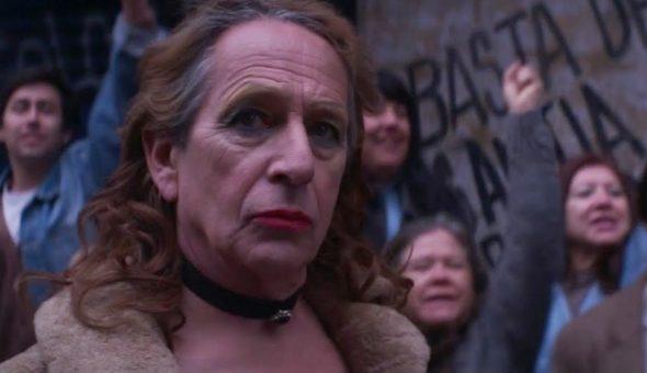 Alfredo Castro en Tengo miedo torero, película adaptada del libro homónimo de Pedro Lemebel.