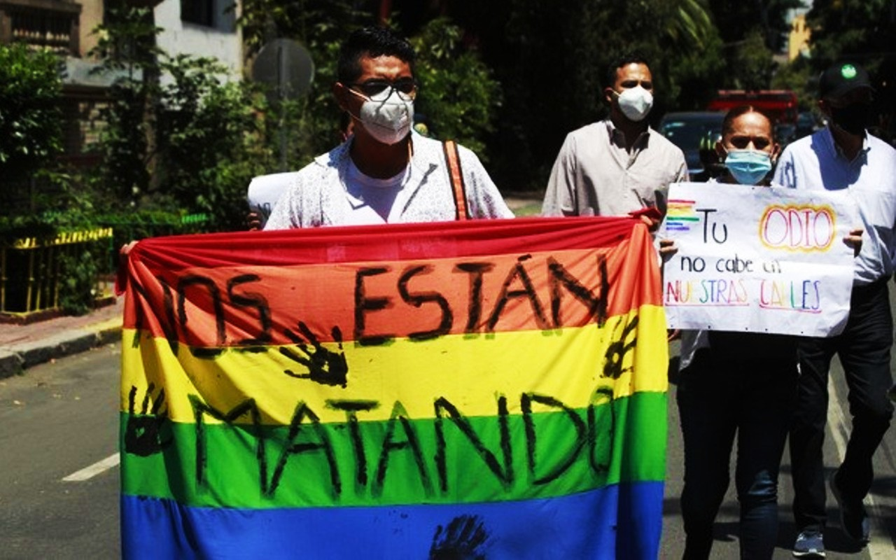 asesinatos de personas LGBT+ en 2020 Letra S