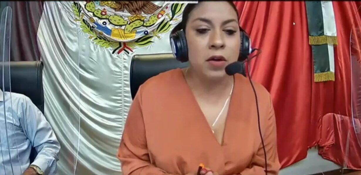 Diputada Yumiko Yerania Palomarez Herrera