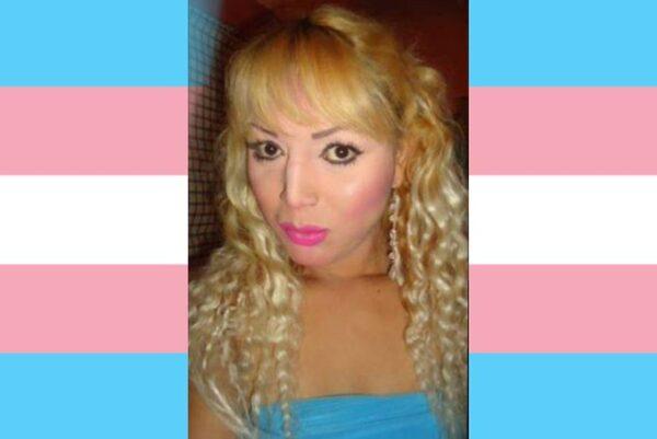Leslie Rocha, víctima de transfeminicidio en Chihuahua