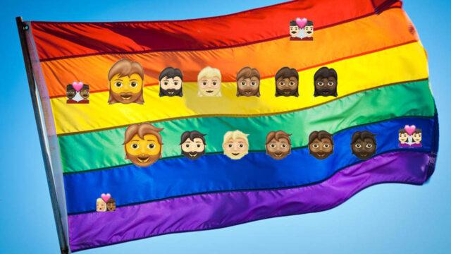 Nuevos emojis de género diverso