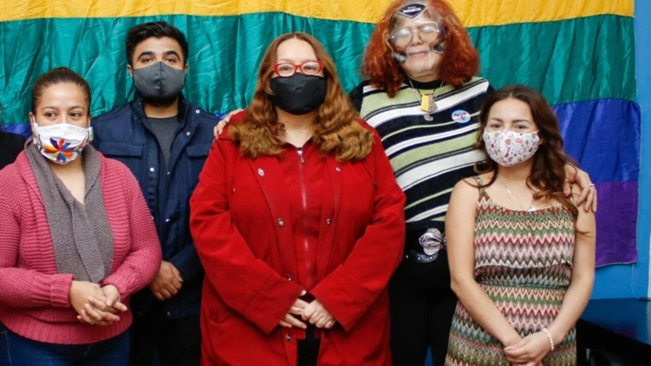 Oficina diversidad sexual Pachuca
