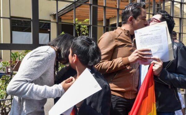 Matrimonio parejas LGBT+ amparo para casarse